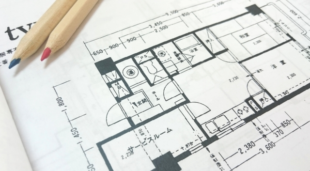 Layouts of Japanese apartment 2– What's is the difference to 1R, 1K, 1DK,1LDK and 2DK? [typical layout]