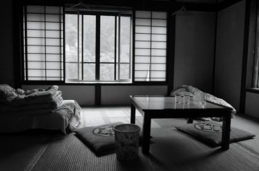 All types of accommodation in Japan
