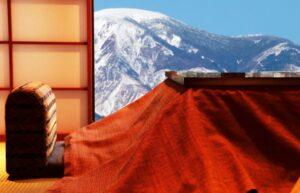 Kotatsu  on tatami