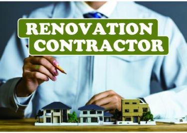 Renovation contractors in Japan